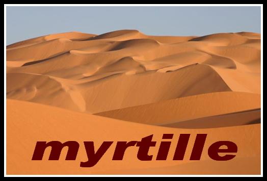 Myrtille 1
